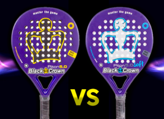 Comparativa Black Crown Piton 5.0 y Piton 5.0 Soft