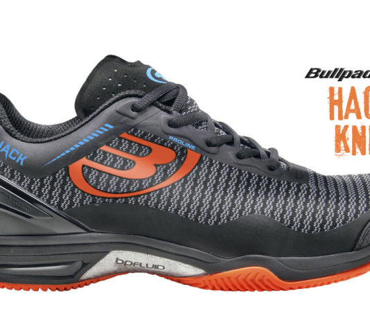 Zapatillas Bullpadel Hack Knit