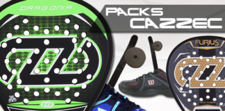 Packs de pádel Cazzec