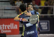 Victoria Siux World Padel Tour