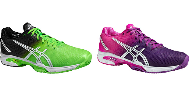 asics gel solution speed mujer