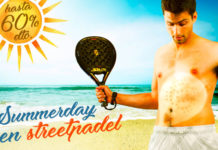 Summerday en StreetPAdel