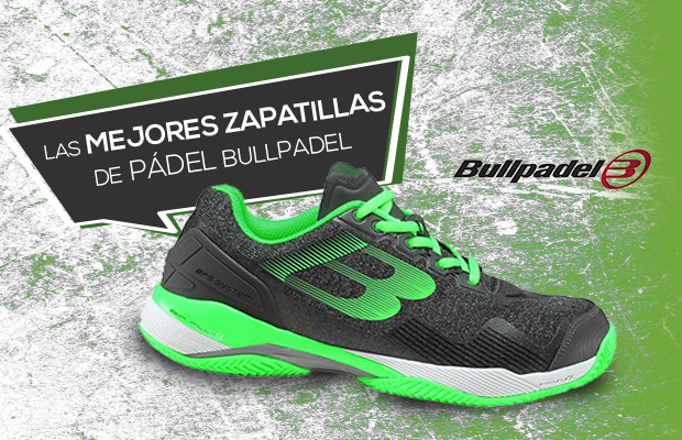 Zapatilla Bullpadel Hack Knit