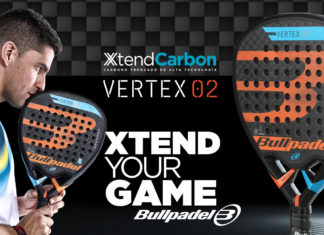 Bullpadel Vertex 2 2018.