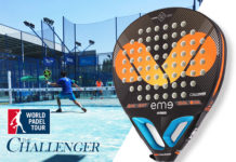 Pala del Challenger World Padel Tour