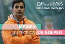 Curso Padel Player Tech