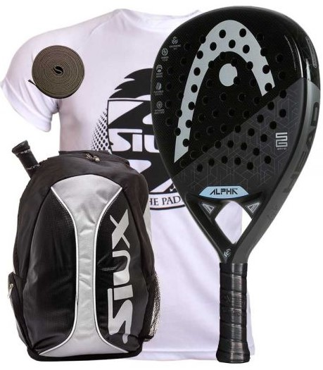 pack de padel head