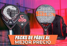Packs de pádel