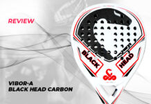 Vibora Black Head Carbon