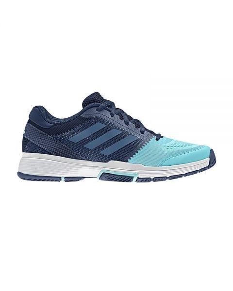 Zapatillas Mujer Adidas Barricade Club Azul Marino