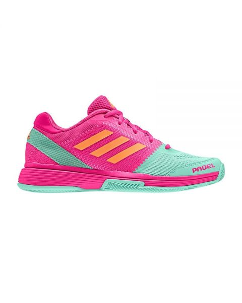 cozy fresh 1d9cb c6aa1 ZAPATILLAS ADIDAS BARRICADE CLUB WOMEN 2017