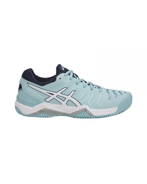 Asics Gel Challenger 11 Clay Mujer Azul E754y 1401