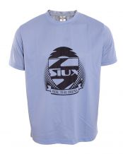 CAMISETA SIUX COMPETICION AZUL OXFORD