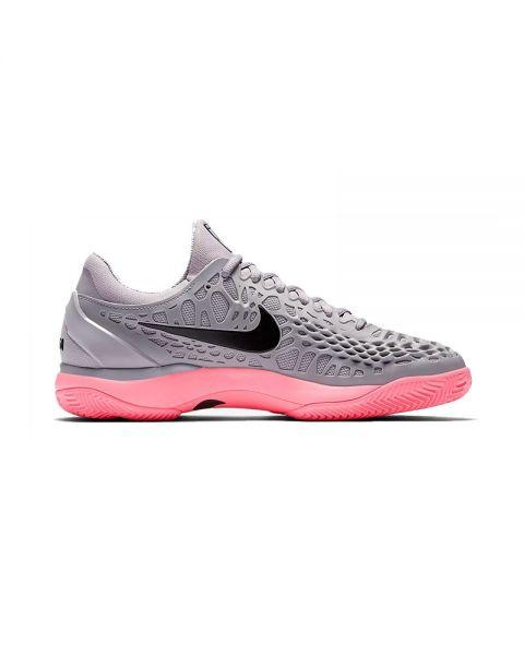 NIKE AIR ZOOM CAGE 3 CLY GRIS Nike en Street Padel