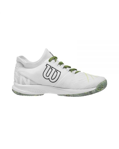 Wilson Kaos 2.0 Clay Court Blanco Amarillo Wrs324410