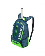 MOCHILA HEAD TOUR TEAM BACKPACK MARINO VERDE