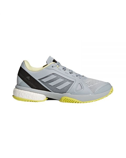 huge selection of 2c845 40837 ADIDAS BARRICADE BOOST MUJER GRIS CM7803