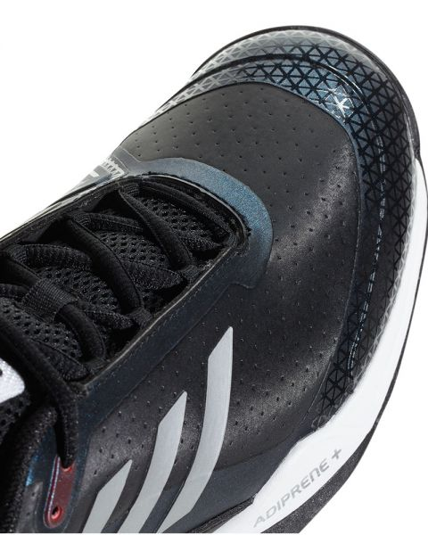 Adidas Barricade Club Clay Negro| Calidad y estilo al mejor