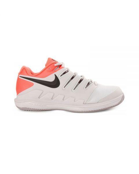 Nike Air Zoom Vapor X Clay Gris Rosa Mujer Zapatillas baratas