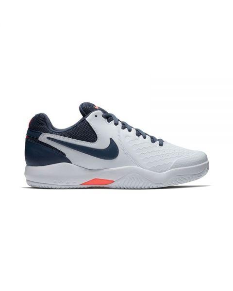 Pádel – Nike Hombre Zapatillas de tenispádel de Air Zoom Resistance Nike Azul marino