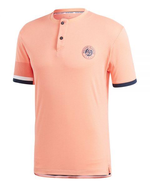 Camiseta Adidas Roland Garros Naranja 53c58f541f0