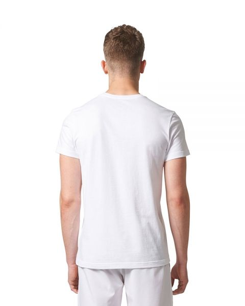 CAMISETA ADIDAS CATEGORY TEN BLANCO