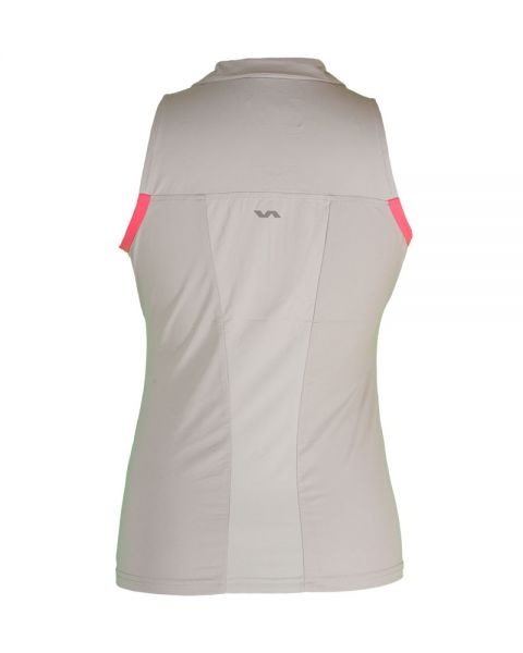 POLO VARLION DYNAMIC MUJER GRIS