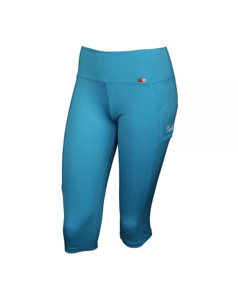 PANTALON LARGO VARLION TURQUESA