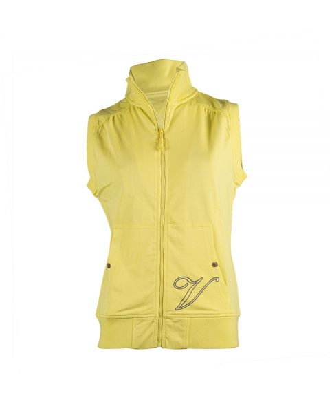 CHALECO VARLION MD12S20 AMARILLO MUJER