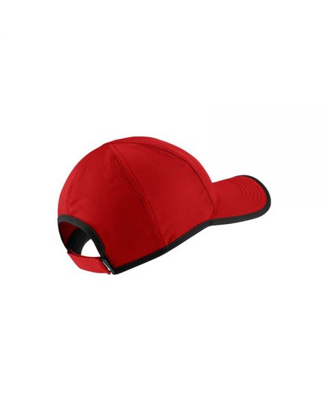 Gorra Nike Feather Light Rojo  819c8bb9bcb