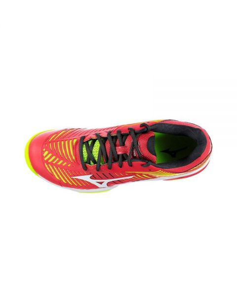 MIZUNO WAVE EXCEED TOUR 3 CC ROJO AMARILLO 61GC187462