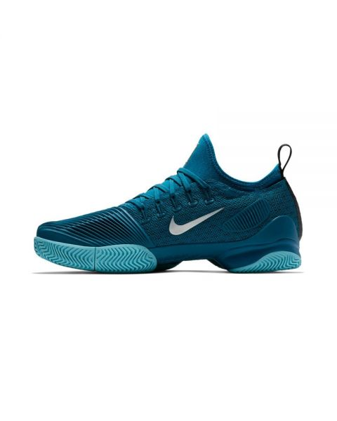 90a35db5a Nike Air Zoom Ultra React HC Azul - Gran tracción