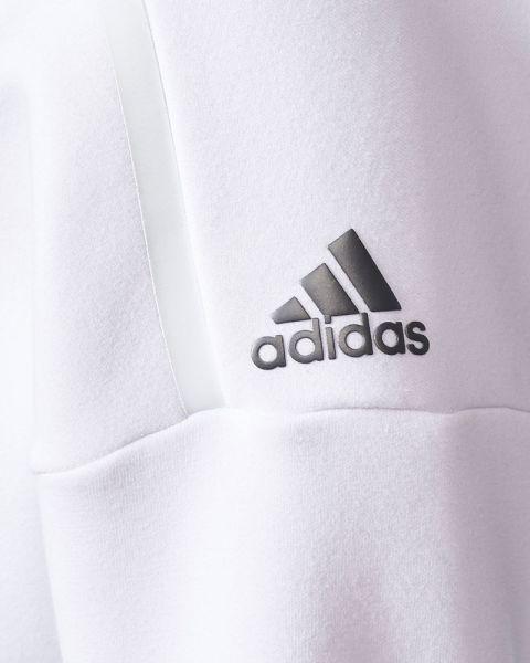 Máxima Blanco e Protección n Z Con Adidas Mujer Chaqueta Capucha HYwC8qn4H
