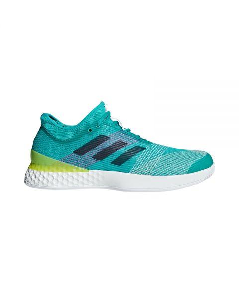 Adidas Adizero Ubersonic 3 Hi-res Aguamarina Cp8852