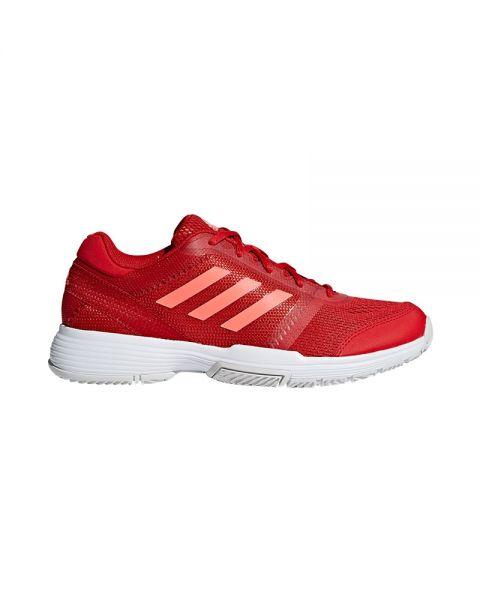 Adidas Barricade Club Rojo Mujer Ah2099