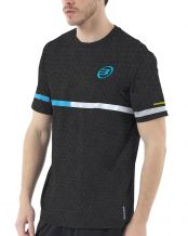CAMISETA BULLPADEL INTRIA NEGRO