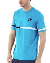 CAMISETA BULLPADEL INTRIA AZUL