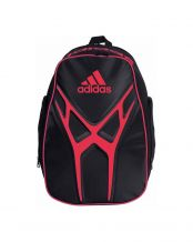 ADIDAS BACKPACK ADIPOWER 1.9 NEGRO ROJO