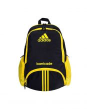 ADIDAS BACKPACK BARRICADE 1.9 NEGRO AMARILLO