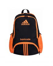 ADIDAS BACKPACK BARRICADE 1.9 NEGRO NARANJA