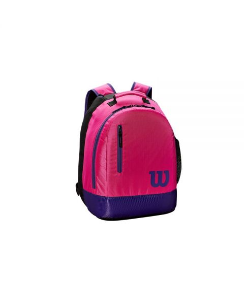 MOCHILA WILSON YOUTH BACKPACK ROSA MORADO JUNIOR