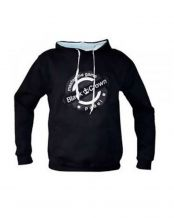 SUDADERA BLACK CROWN TUNA NEGRO
