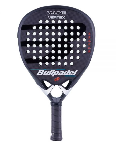 BULLPADEL VERTEX BLACK SERIES II  LTD