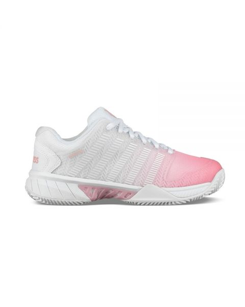 KSWISS HYPERCOURT EXP HB BLANCO ROSA MUJER 93378176