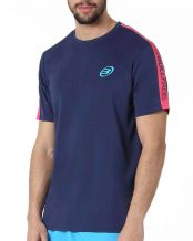 CAMISETA BULLPADEL COSTIBI AZUL