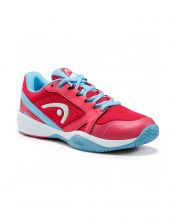 HEAD SPRINT 2.5 FUCSIA TURQUESA JUNIOR 275129 MALB