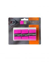 OVERGRIP DUNLOP TOUR DRY ROSA 623400