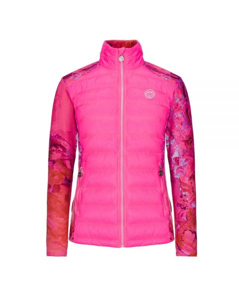 CHAQUETA BIDI BADU LEE TECH DOWN JACKET ROSA MUJER