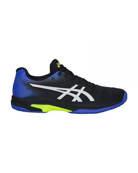 Asics Gel Solution Speed Ff Negro Azul