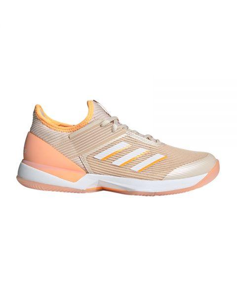 Adidas Adizero Ubersonic 3 Naranja Mujer Ef1155